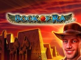 Mit Book of Ra Deluxe rätselhaftes Ägypten besuchen