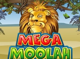 Mega Moolah – Spiel mit großem progressivem Jackpot