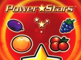 Der goldene Star im Power Stars bringt Sie den Sieg
