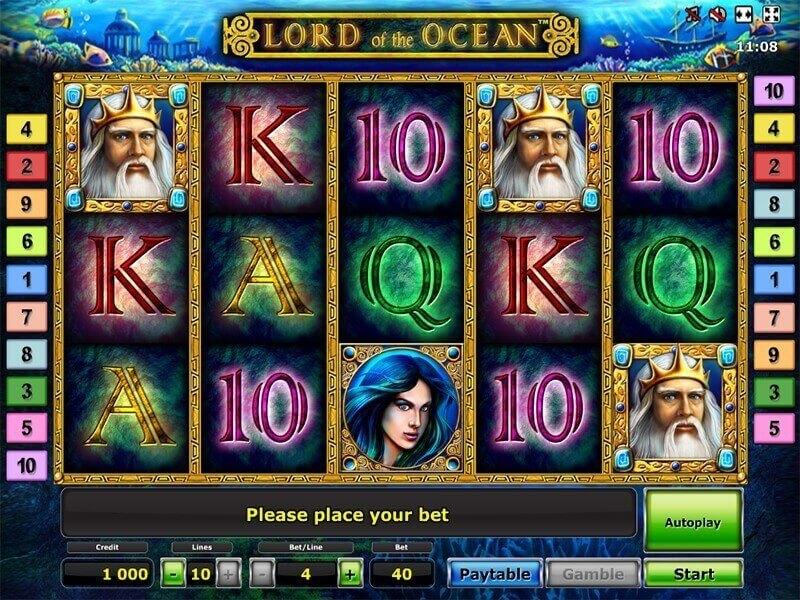 Lord Of Ocean Online Spielen